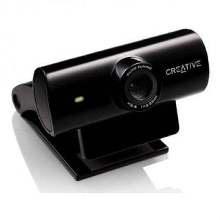 WEBCAM CREATIVE LIVE CAM HD 3.7MP