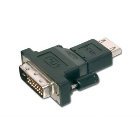 ADAPTADOR DIGITUS HDMI (FEMEA) - DVD-D (MACHO)
