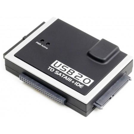ADAPTADOR USB 3.0 -> SATA + IDE 2.5/3.5