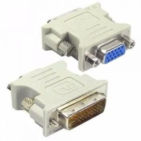 ADAPTADOR DVI 24+5M / VGA 15F