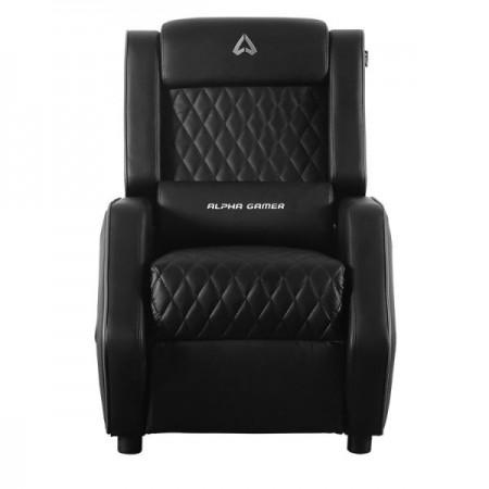 Sofá / Cadeira Alpha Gamer Terion - Black/Gry