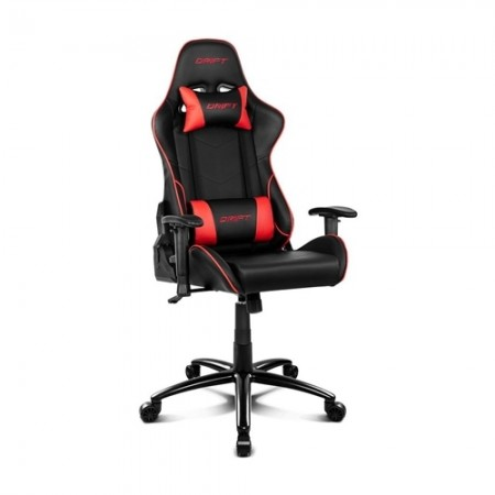 Cadeira Gaming Drift DR125 Black/Red