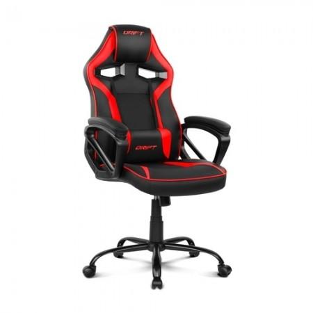 Cadeira Gaming Drift DR50 Black/Red