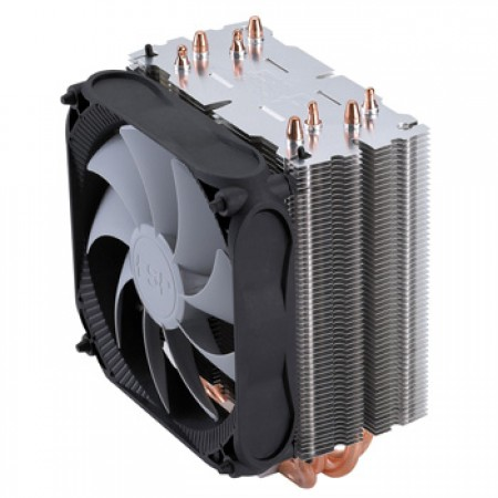 COOLER FSP WINDALE 4 PIPES, UNIVERSAL, RYZEN READY, AM4