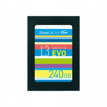 SSD Team Group 240GB Sata3 L3 EVO (R:530/W:470)