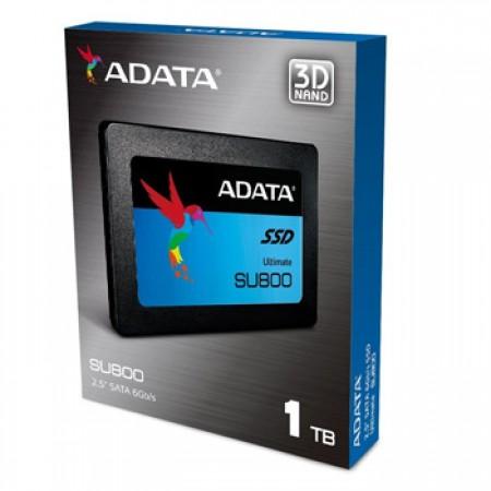 SSD 2.5P ADATA SU800 1TB SATA3 560/520MB/S