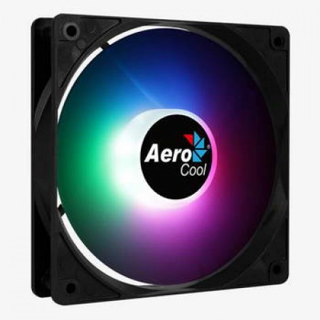VENTILADOR AEROCOOL FROST STATIC RGB LED 120MM FICHA 3PIN
