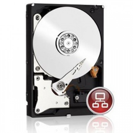 HDD 3.5P Western Digital RED 6TB INTELLIPOWER 64MB SATA3 - WD60EFRX