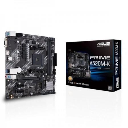 MB ASUS PRIME A520M-K