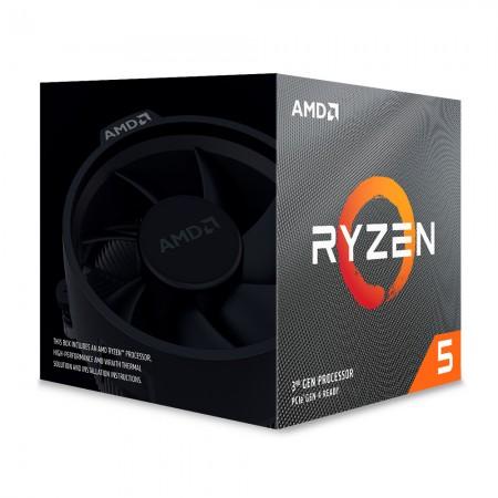 CPU AMD RYZEN 5 3600XT 6C 3.8GHZ