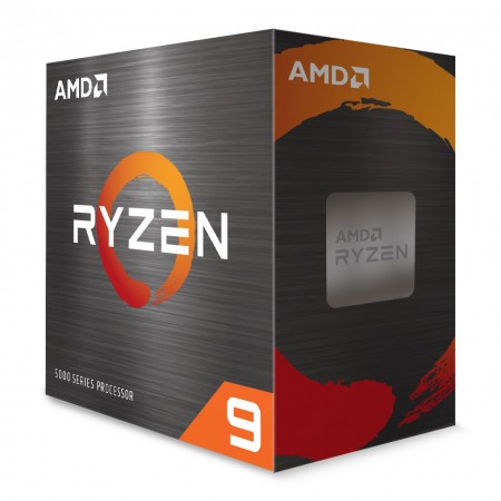 CPU AMD RYZEN 9 5900X AM4 4.8G 105W