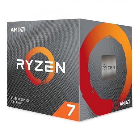 CPU AMD RYZEN 7 3800X  3.9 A 4.5GHZ 36MB 8C16T 105W