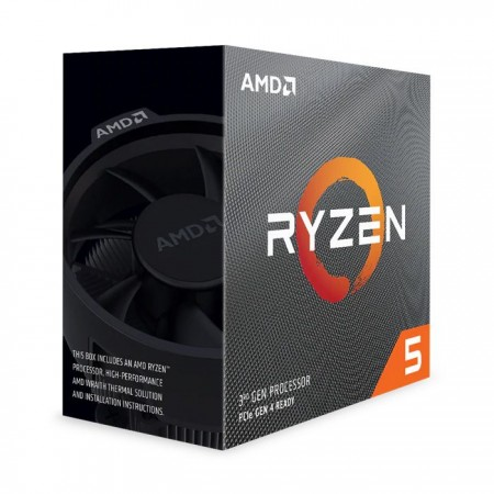 CPU AMD AM4 RYZEN 5 3600 3.6/4.2GHZ 35MB 6C12T 65W BOX
