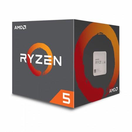 CPU AMD AM4 RYZEN 5 2600 3.4 A 3.9GHZ 19MB 6C12T 65W