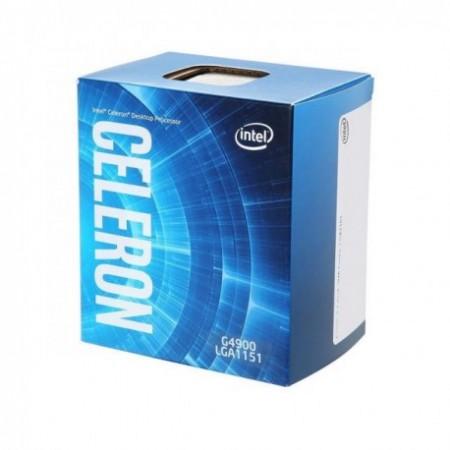 CPU Intel Celeron G4900 Dual-Core 3.1GHz 2MB Skt1151
