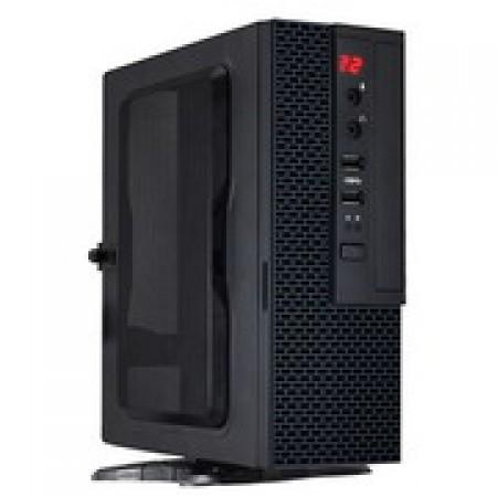 CX EUROSYS MINI PRO COMPUTER BQ661 ITX 2XUSB2.0 C/ FONTE 130W