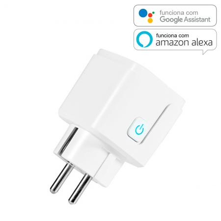 Tomada NGS Inteligente Smart Wifi Plug Loop Track