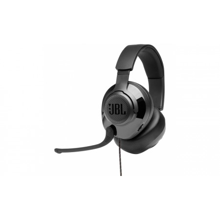 Auscultadores Gaming c/ fio JBL Quantum 300 Over Ear BLACK