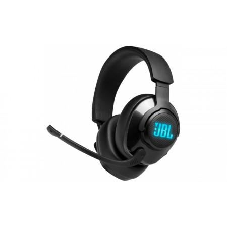 Auscultadores Gaming c/ fio JBL Quantum 400 Over Ear BLACK