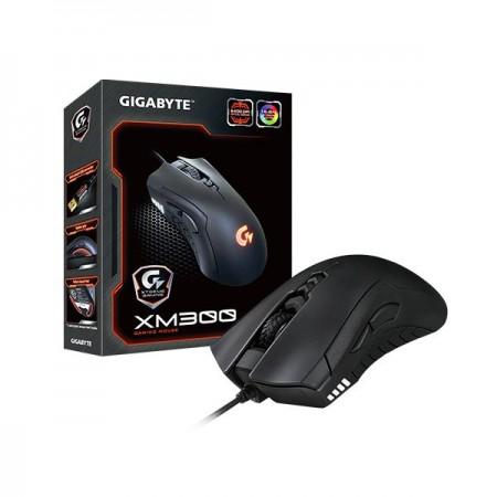RATO GIGABYTE XM300 RATO GAMER LASER C/FIOS USB 6400DPI