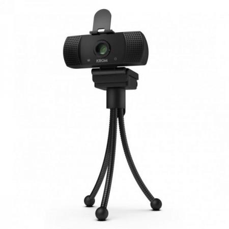 Webcam Krom Kam 1080p