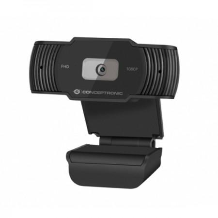 Webcam Conceptronic AMDIS 04B FHD 1080P