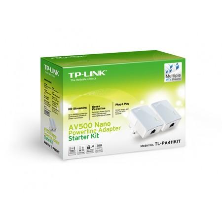 POWERLINE TP-LINK AV500 NANO KIT