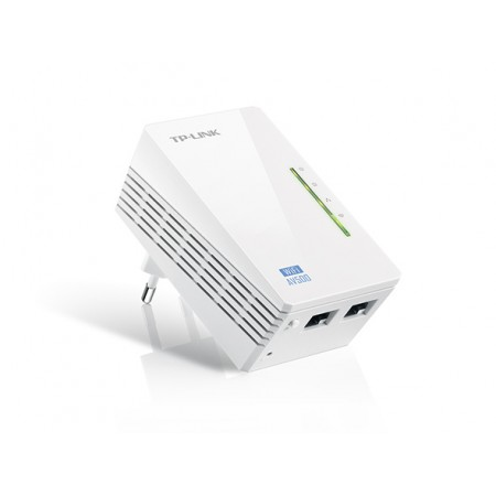 Powerline TP-Link 500Mbps c/ Wir. N 300Mbps-TL-WPA4220