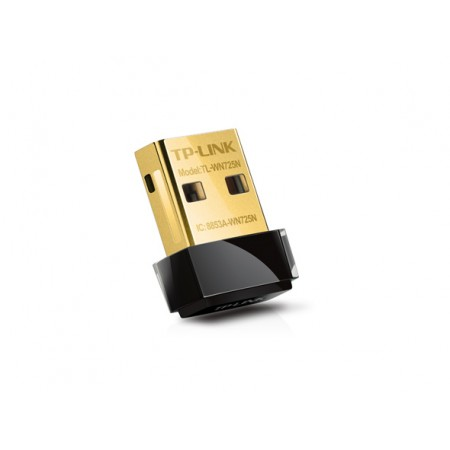 P. REDE WIRELESS TP-LINK NANO USB Tl-WN725N