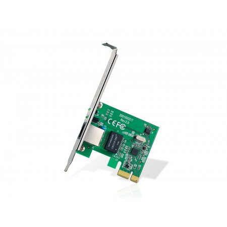 P. REDE 10/100/1000Mbps PCI Express TG-3468