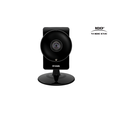 CAMERA D-LINK IP WIRELESS AC/N 180 WIDE EYE PANORAMICA HD, IR-LED, MYDLINK DCS-960L