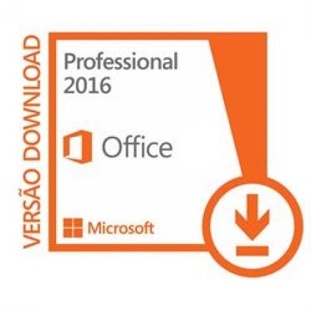Microsoft Office Pro 2016 ESD - LICENÇA ELECTRONICA