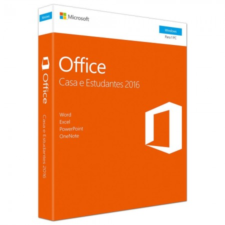 MICROSOFT OFFICE HOME & STUDENT 2016 PT